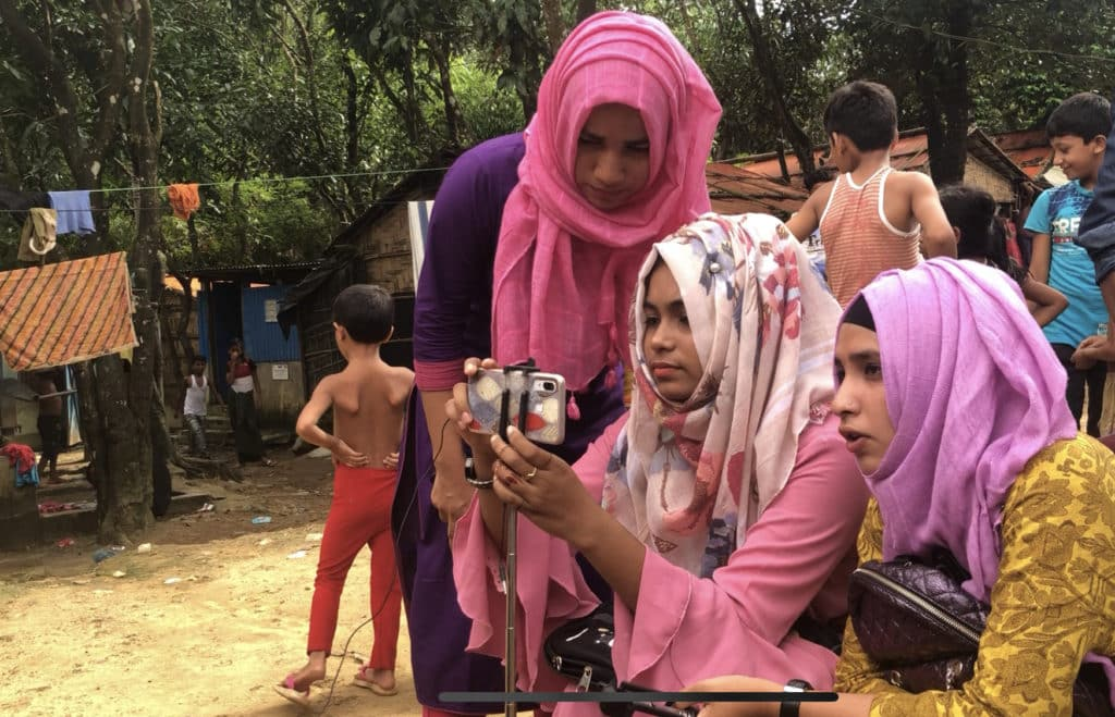Giving a voice to the voiceless- Bangladesh