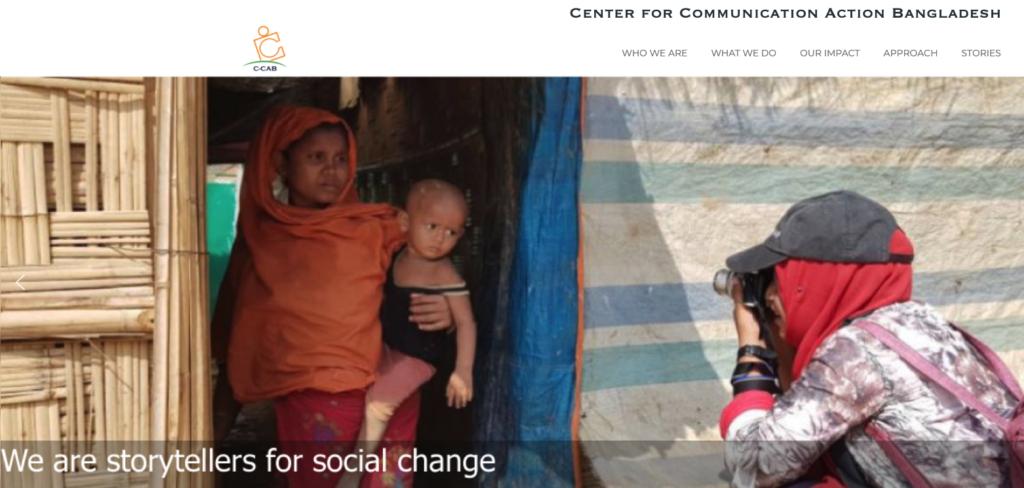 Storytellers social change