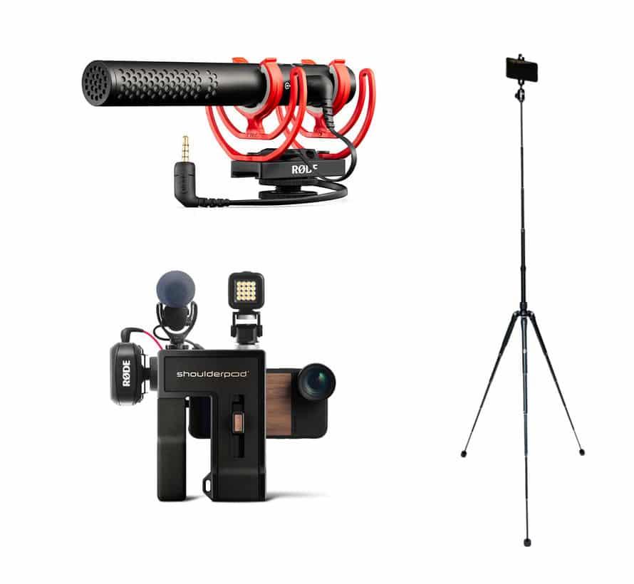 microfoon sets 4