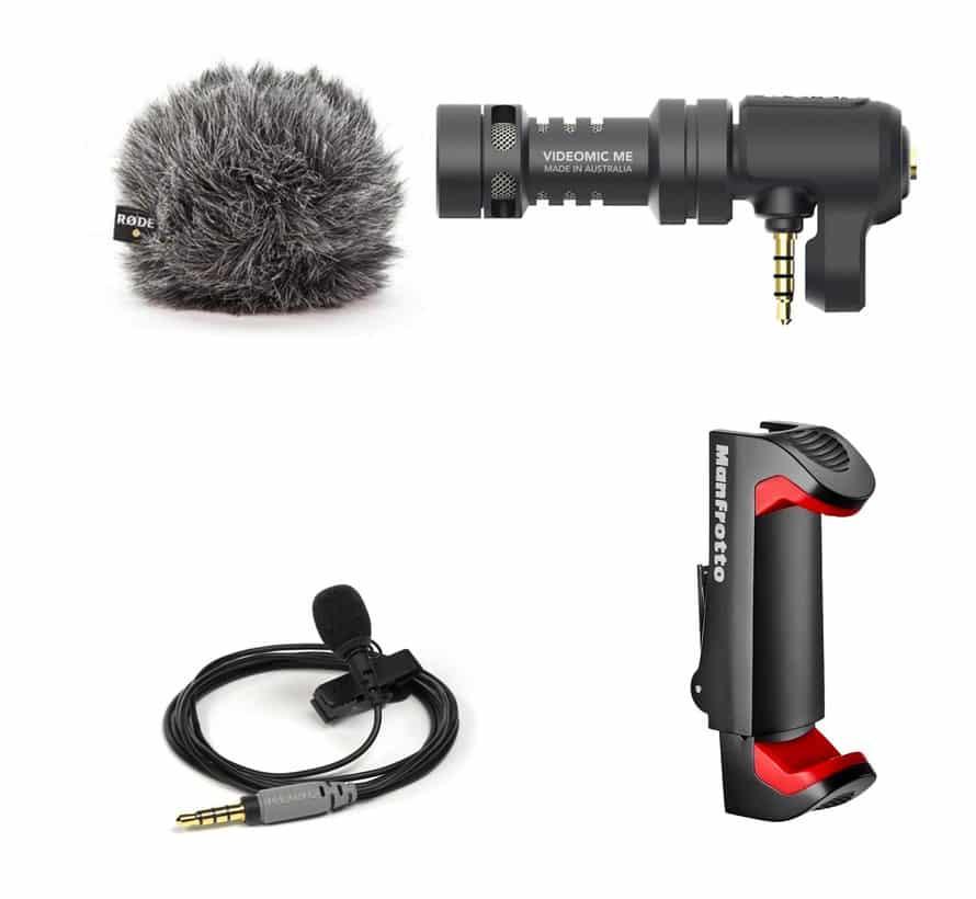 microfoon sets
